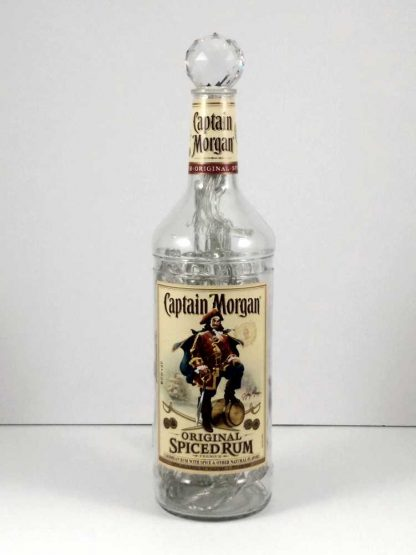 Captain Morgan Bottle Lamp - Off