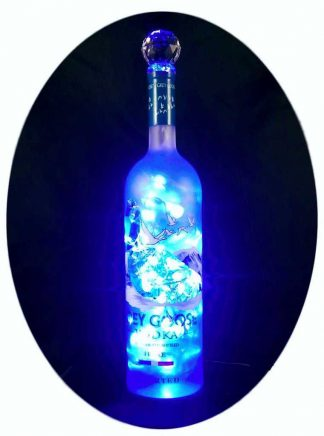 Grey Goose Vodka Mood Therapy Light with Blue LED's