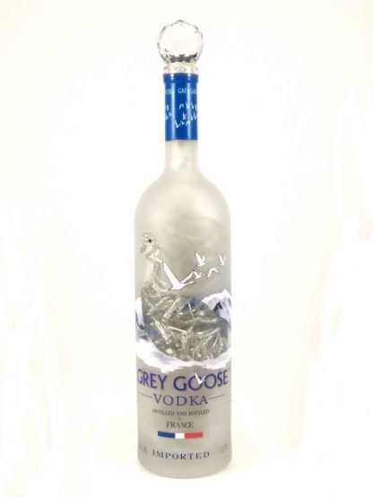 Upcycler Grey Goose Vodka Mood Therapy Bottle Light - Off