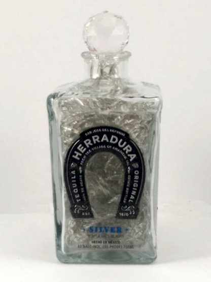 Herradura Tequila Mood Therapy Bottle Lamp - Off