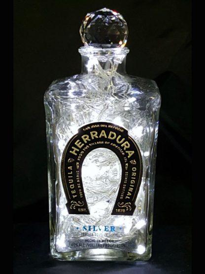 Herradura Tequila Liquor Bottle Light