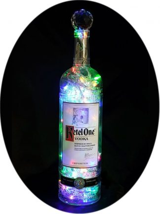 Ketel One Liquor Bottle Light