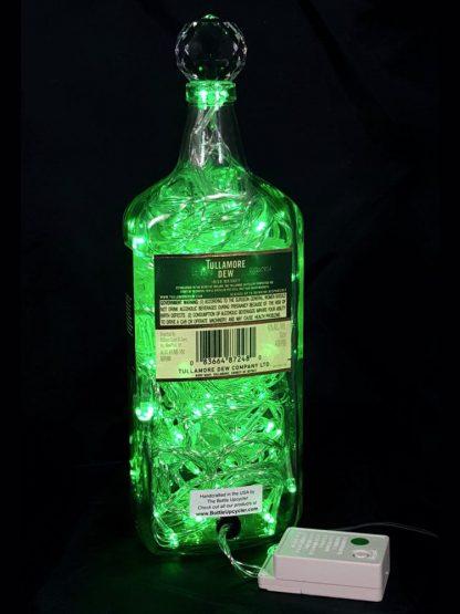 Tullamore Dew Liquor Bottle Light