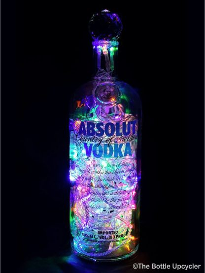 Absolut Bottle Light