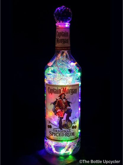 Captain Morgan Liquor Bottle Light