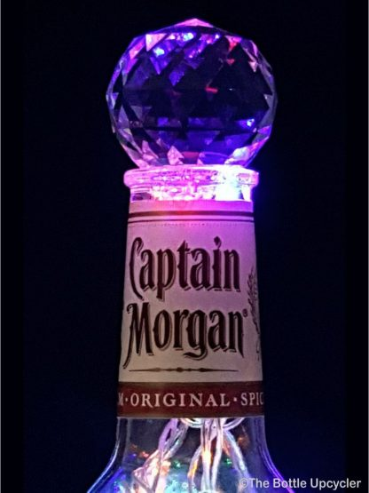 Captain Morgan Bottle Light