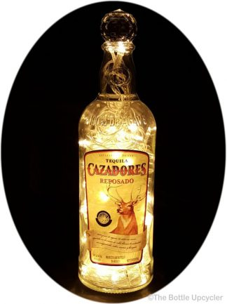 Cazadores Tequila Mood Therapy Bottle Light