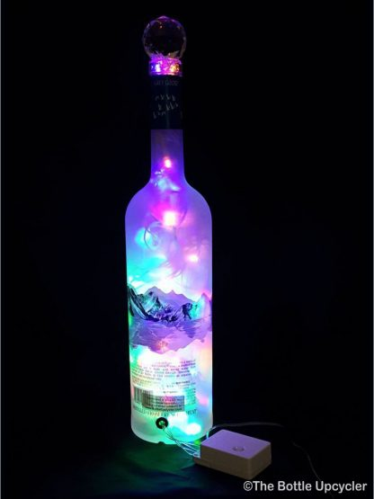 Grey Goose Mood Therapy Bottle Light