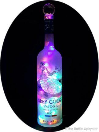 Grey Goose Liquor Bottle Light