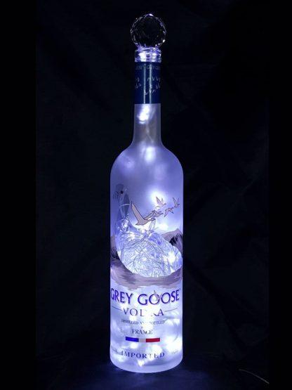 Grey Goose Vodka Mood Therapy Liquor Bottle Light