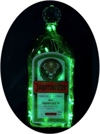 Jagermeister Bottle Light