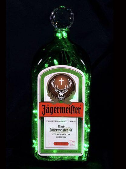 Jagermeister Liquor Bottle Light