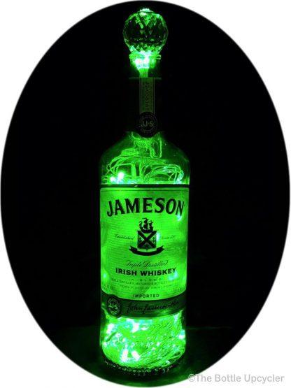 Jameson Liquor Bottle Light