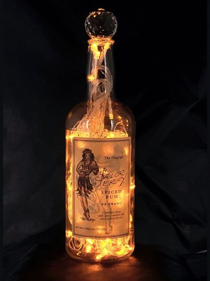 Sailor Jerry Liquor Bottle Light
